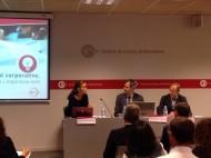 Blanca Muntadas ha mostrat el model d'acció social de Mango