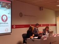 Teresa Palahí ha presentat les accions de la Fundació ONCE