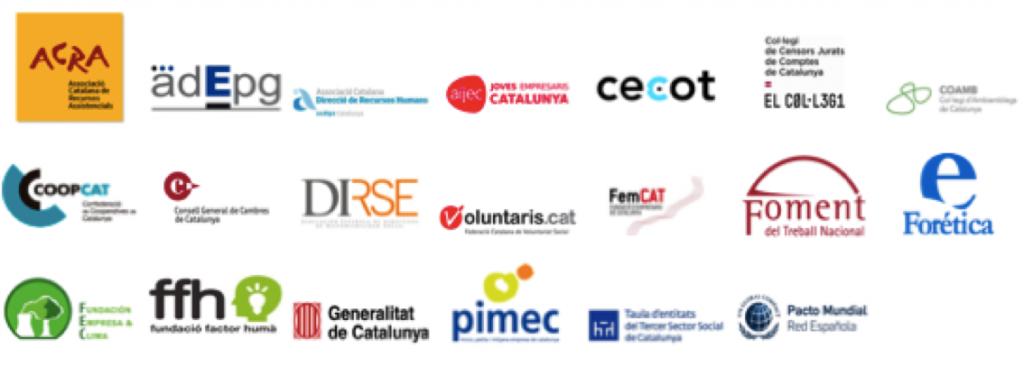 Organitzacions membres del Consell social de Respon.cat