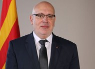 Sr. Jordi Baiget i Cantons, honorable conseller d'Empresa i Coneixement de la Generalitat de Catalunya
