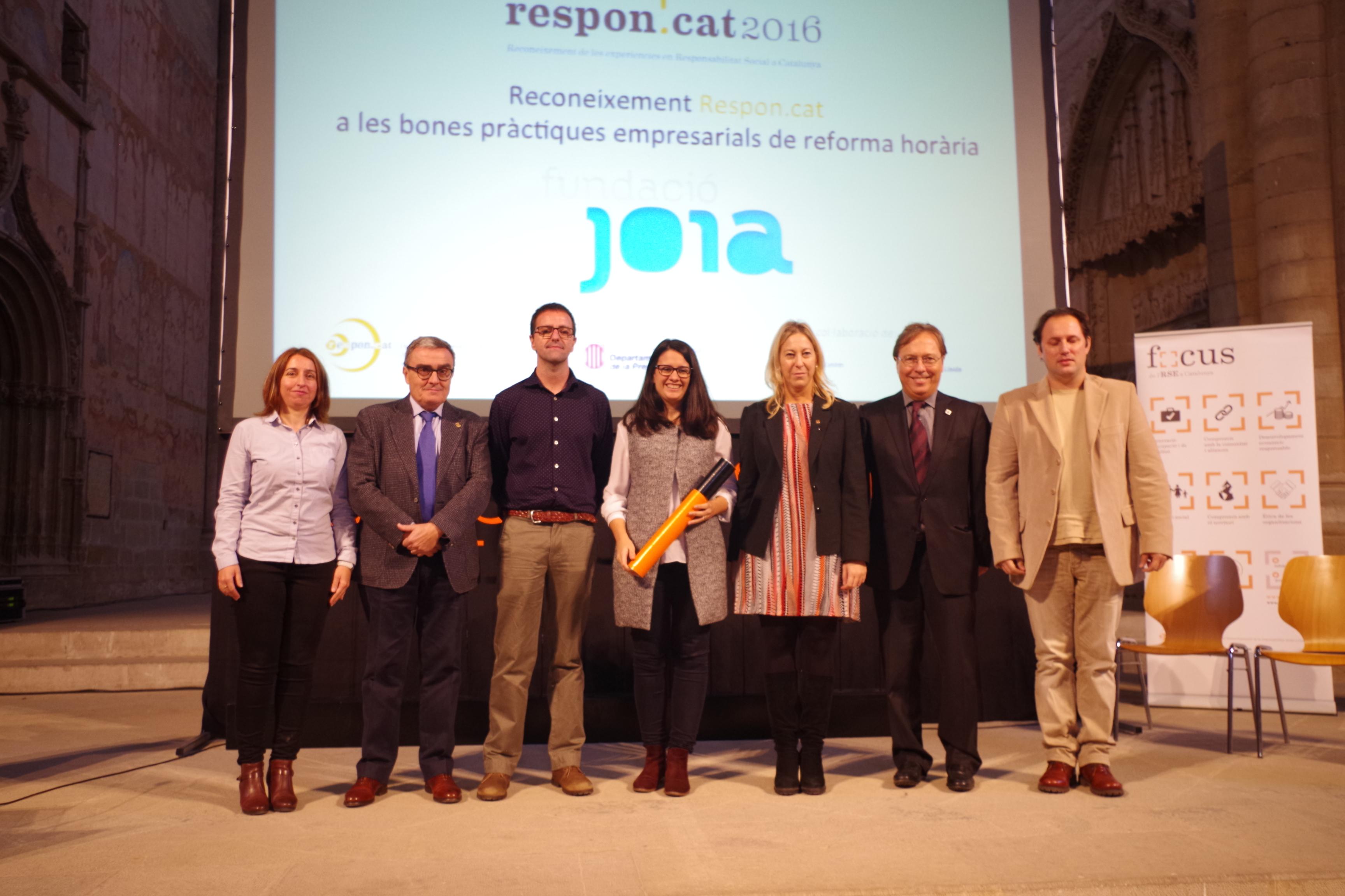 Acte_Premis Respon.cat2016_FundacioJoia
