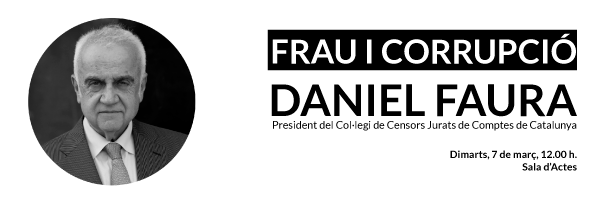 Daniel Faura Col·legi Censors