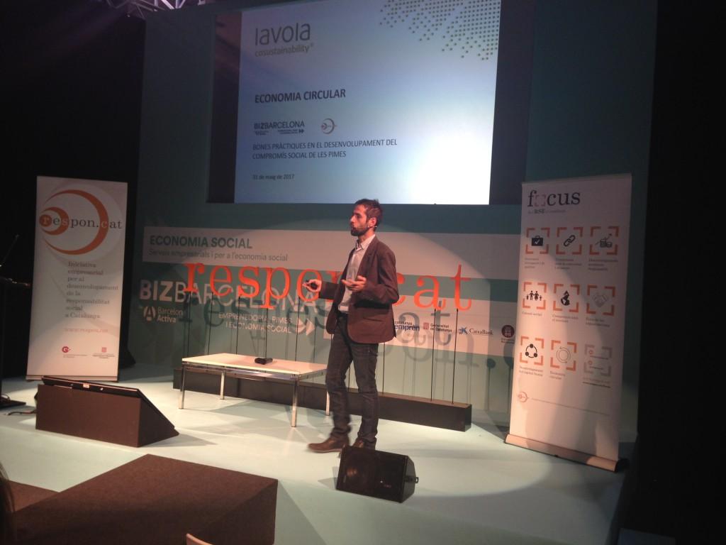 Conferencia Bizbarcelona 2017 Respon.cat_Lavola4