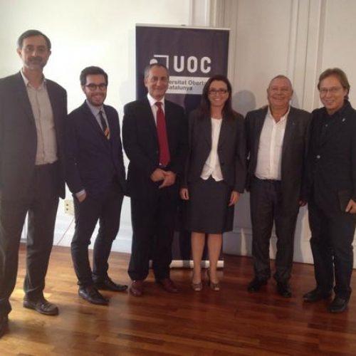 La UOC elabora unos diálogos sobre liderazgo responsable con empresas de Respon.cat