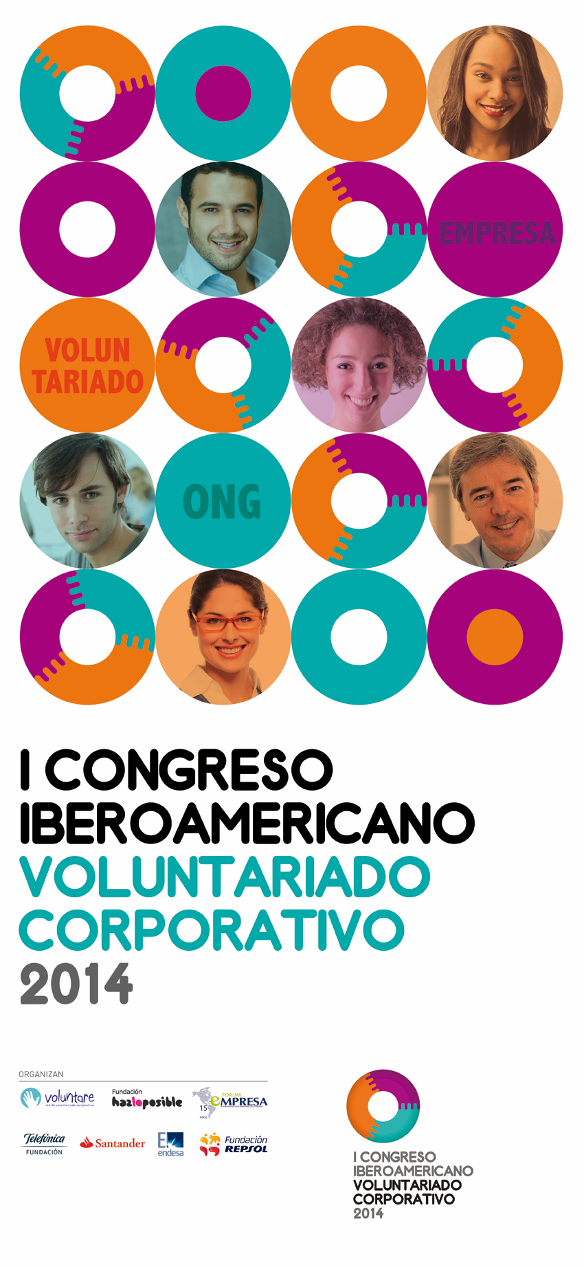 Congreso Iberoamericano Voluntariado Corporativo