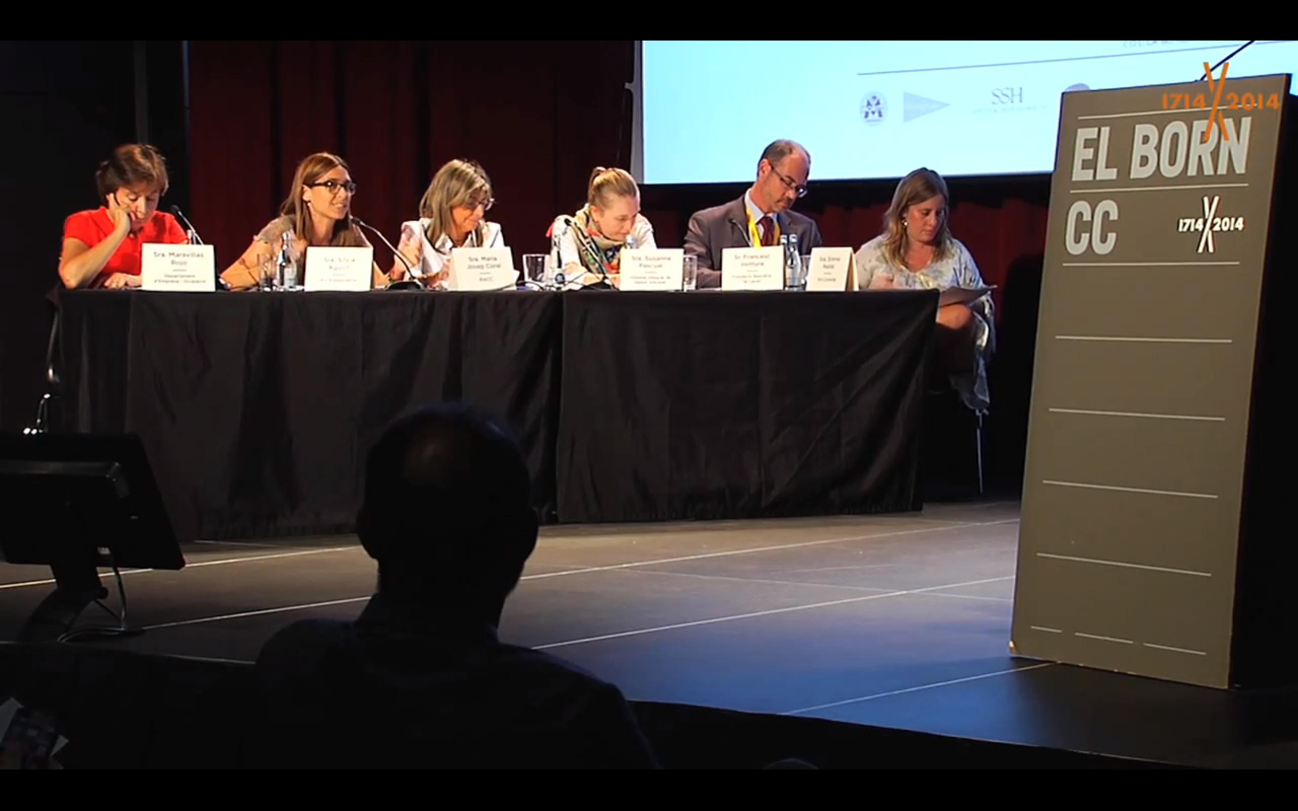 Experts en comunicació de les empreses participants aportant consells per a les entitats socials