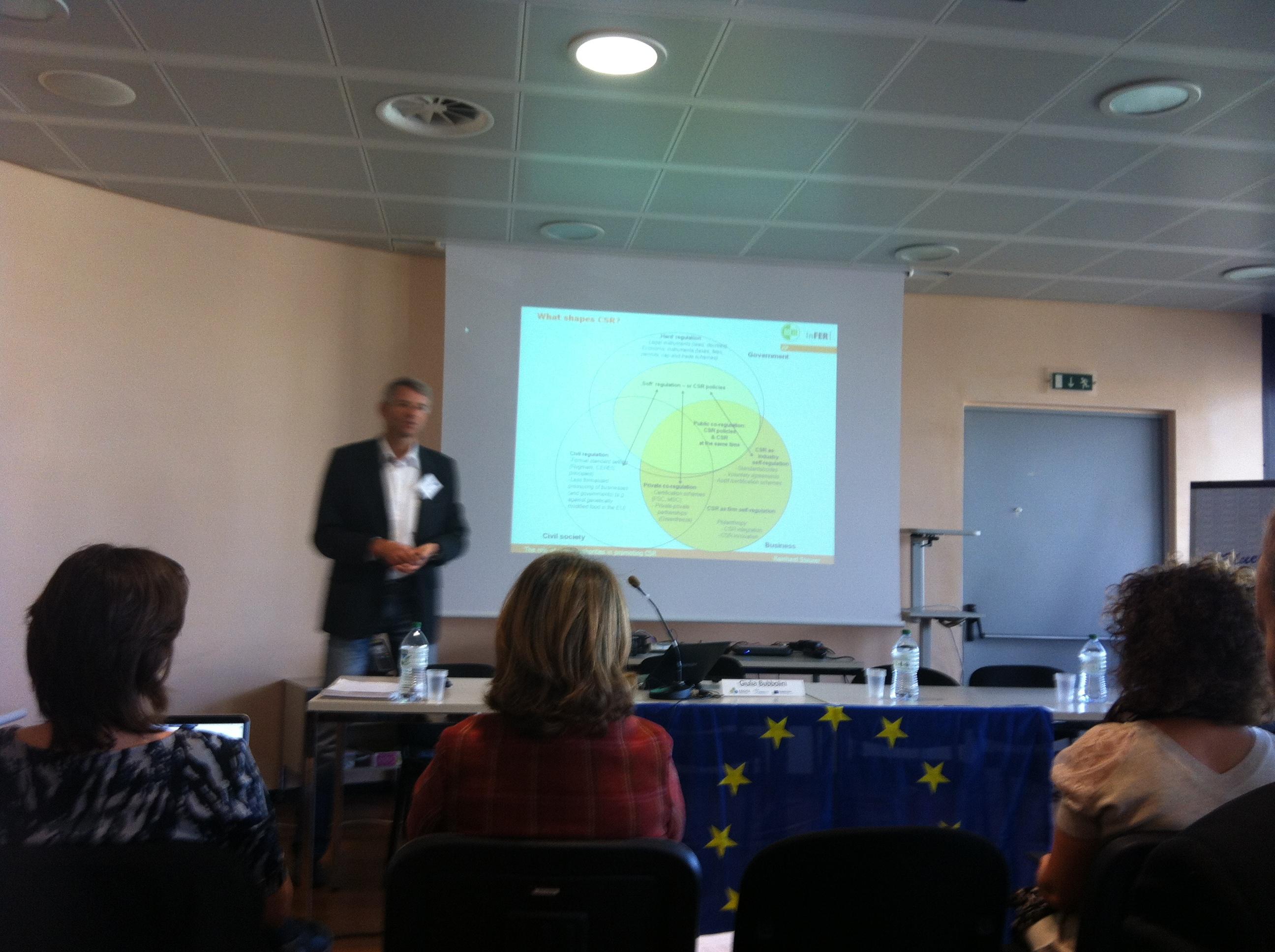 Professor Reinhard Steurer, Institut de Boscos, Medi Ambient i Política de Recursos Naturals, Universitat de Viena