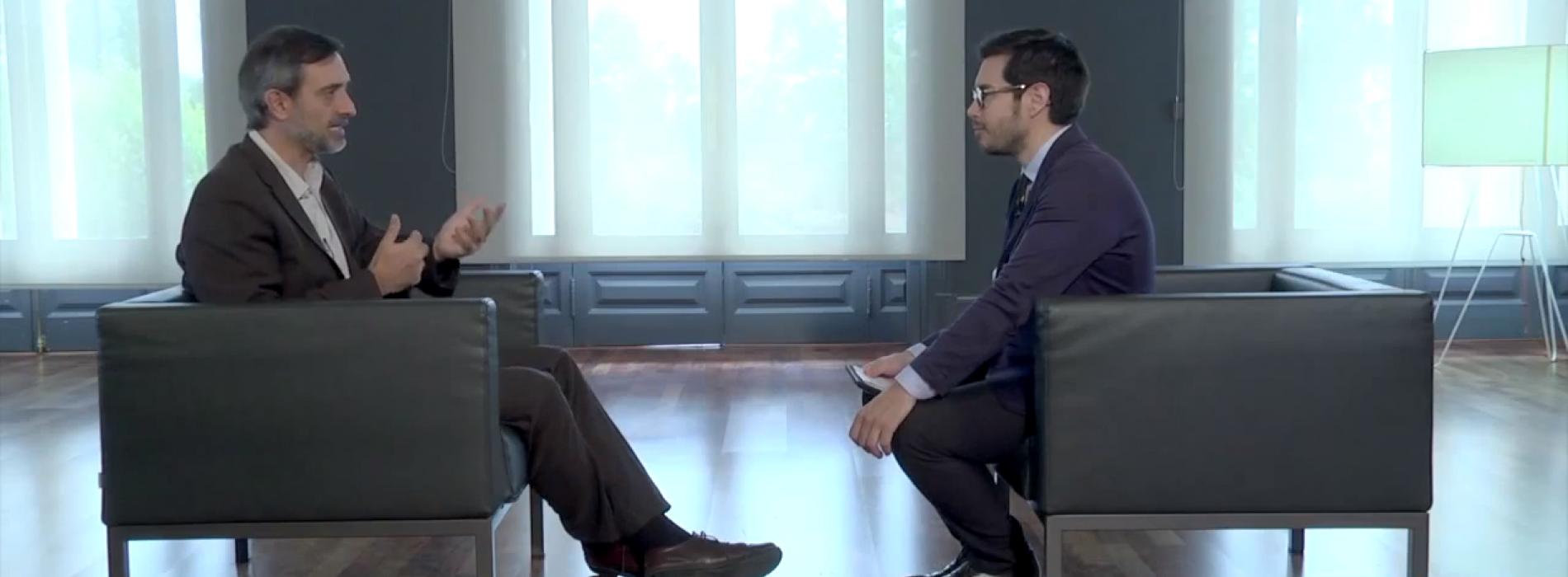 Els experts Canyelles i Lavado entrevistats per al Màster d'RSC de la UOC