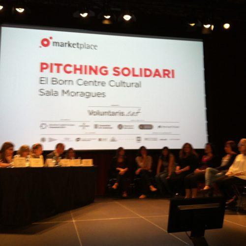 Hem col·laborat en el Pitching solidari