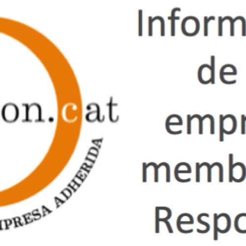 Donem la benvinguda a les 8 noves empreses membres de Respon.cat