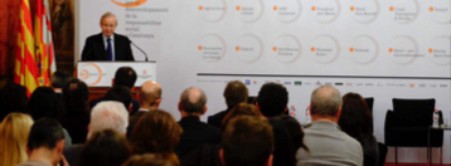 [Vídeo] Intervenció Miquel Valls Acte Reconeixement Bones Pràctiques RSE Pimes 15-12-2014