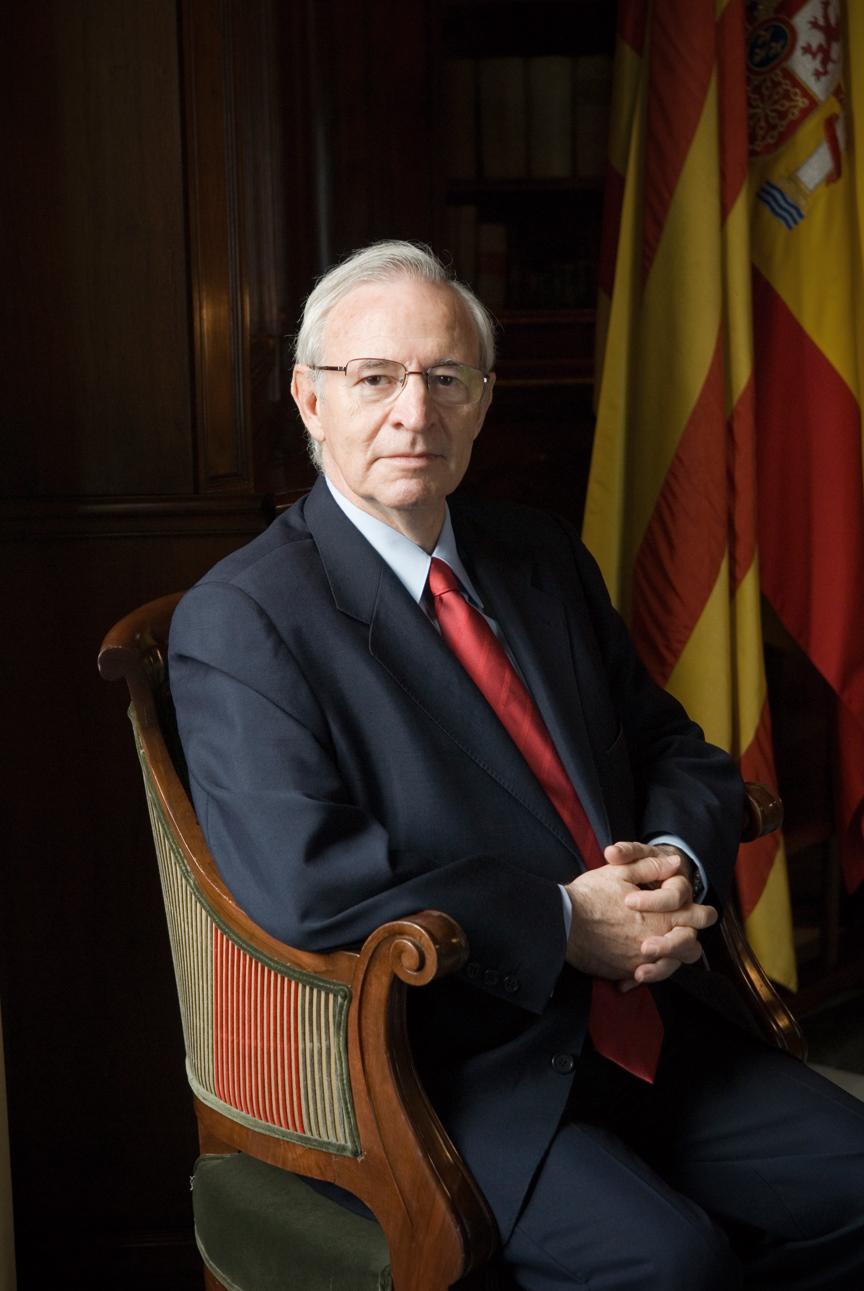 Miquel Vall, president del Consell de Cambres de Catalunya