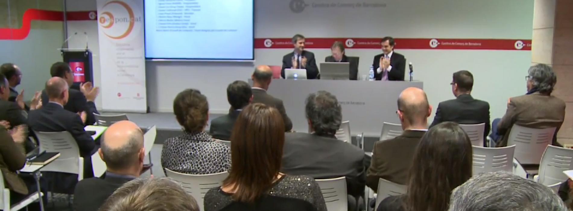 36 empresas crean Respon.cat para fomentar la Responsabilidad Empresarial en Cataluña
