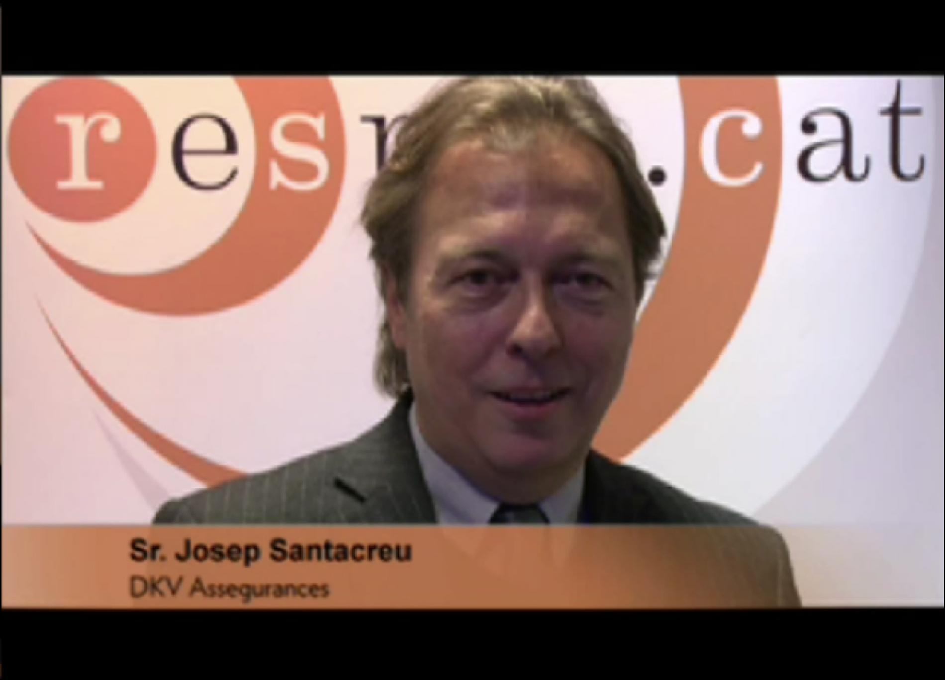 El Govern atorga la Creu de Sant Jordi al Dr. Santacreu, president de Respon.cat