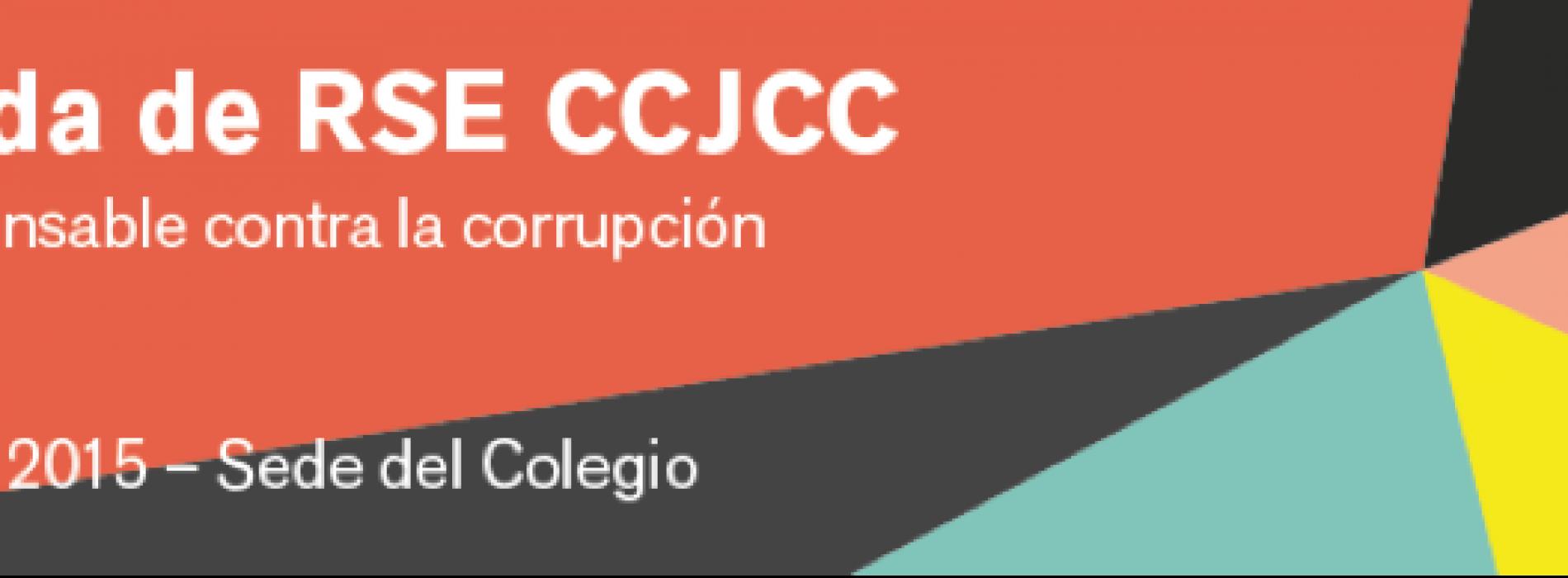 Jornada sobre liderazgo responsable contra la corrupción