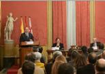 Felip Puig, conseller d'Empresa i Ocupació govern català