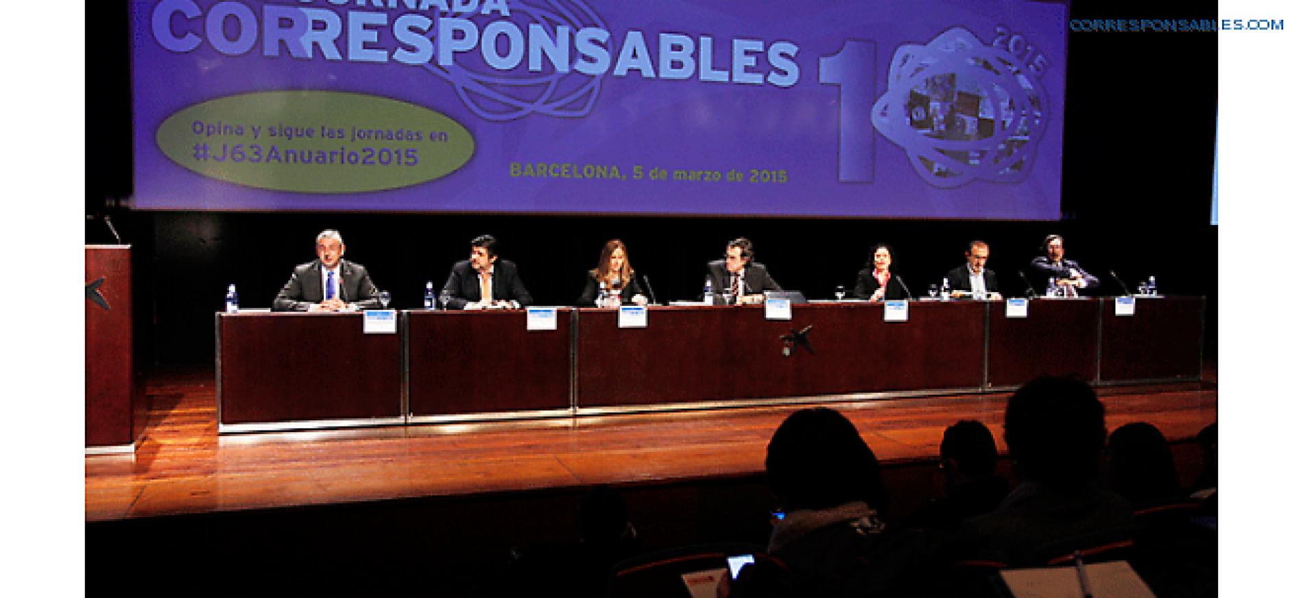 El president de Respon.cat destaca el repte de la igualtat, en l'acte de Corresponsables