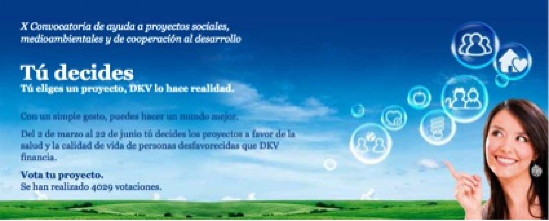 X Convocatòria d'Ajut a Projectes Socials, Mediambientals i de Cooperació al Desenvolupament