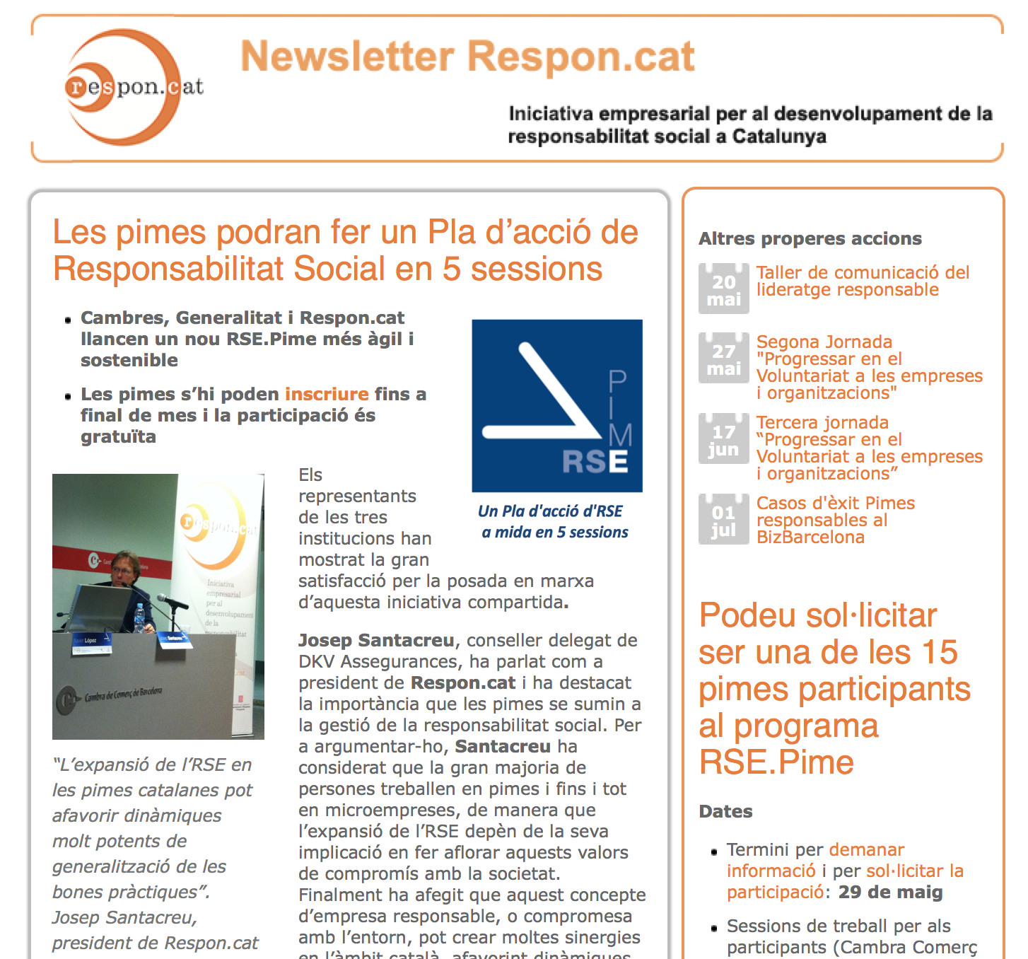 Newsletter_Respon.cat_RSE_Pime_2015_Captura_pantalla