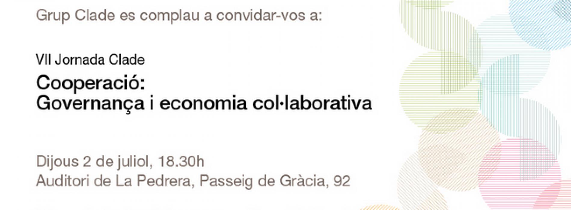 VII Jornada Clade sobre cooperació, governança i economia col·laborativa