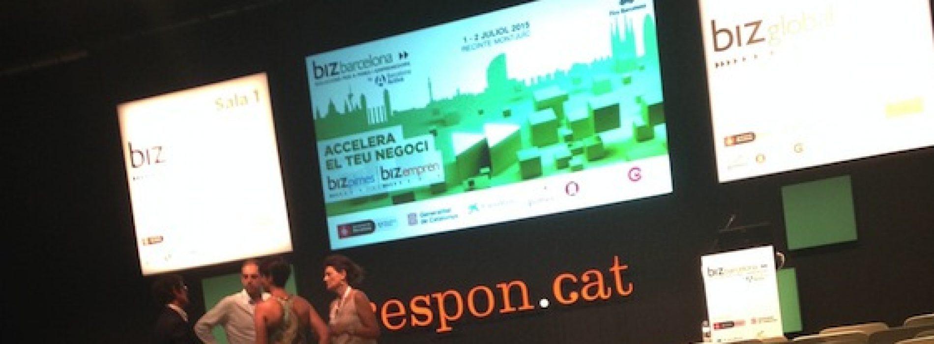 Quatre pimes membres de Respon.cat mostren el seu lideratge responsable al BizBarcelona