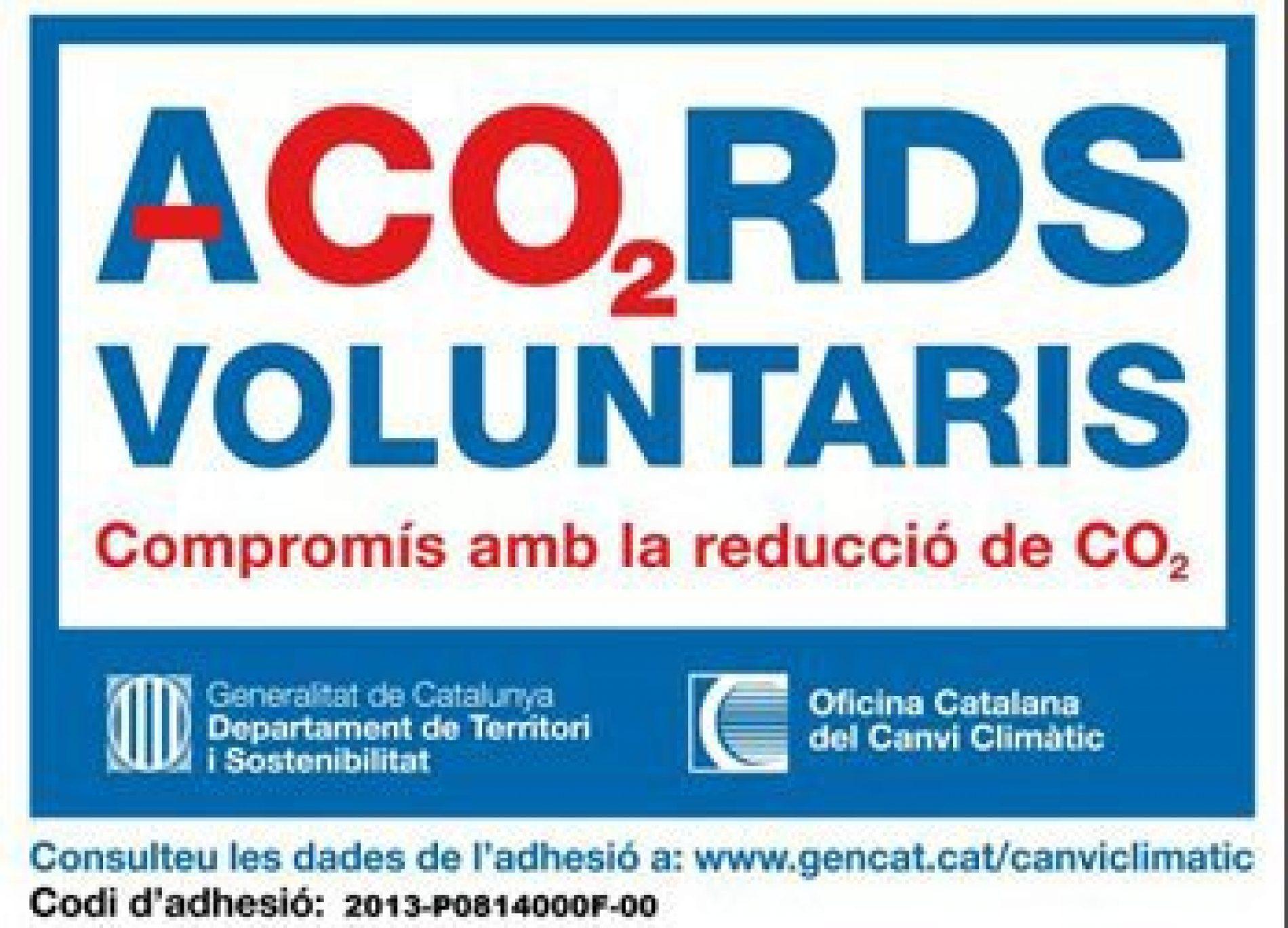 Ja hi ha 131 empreses adherides als acords voluntaris per a la reducció d'emissions a Catalunya
