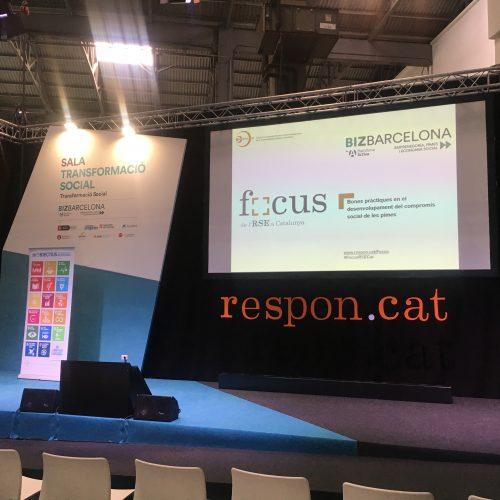 [Vídeos] Bones pràctiques d'Acefat, Efebé- Papelmatic i EBA Vallcarca vinculades al projecte Focus de l'RSE al Biz Barcelona