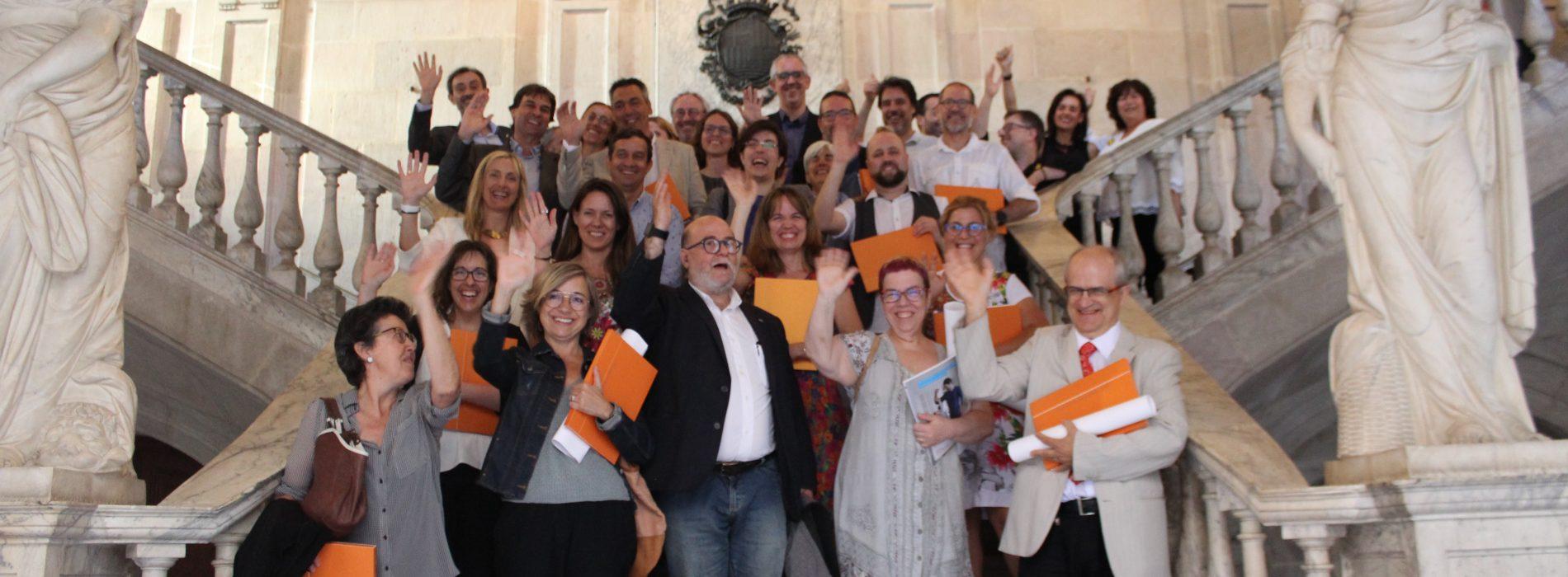 Les pimes compromeses han de transmetre als joves la passió d'emprendre des d'un model de gestió responsable, afirma Joaquim Ferrer, secretari d'Empresa i Competitivitat