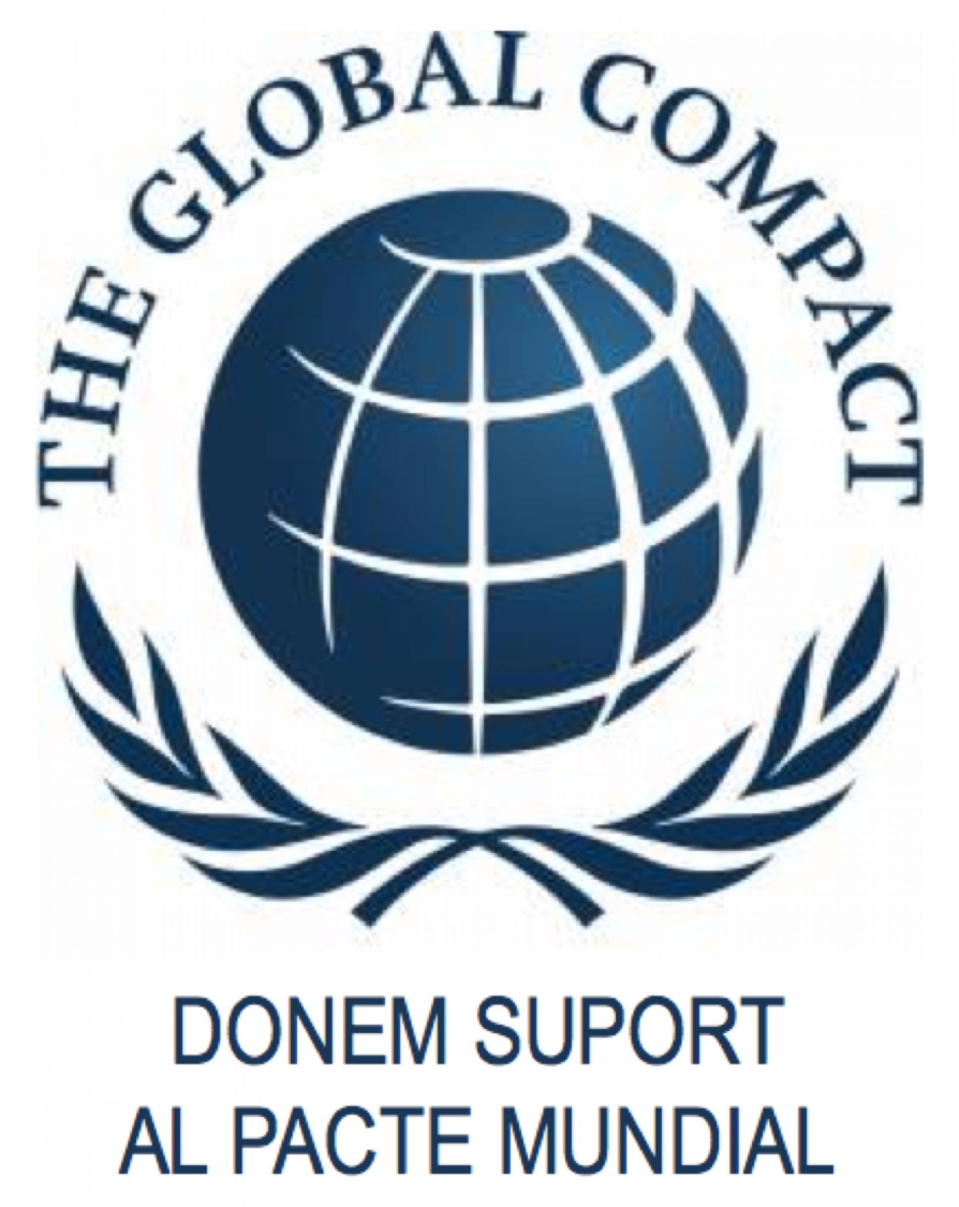 Respon.cat publica la comunicació als grups d'interès sobre el compromís amb els Principis del Pacte Mundial
