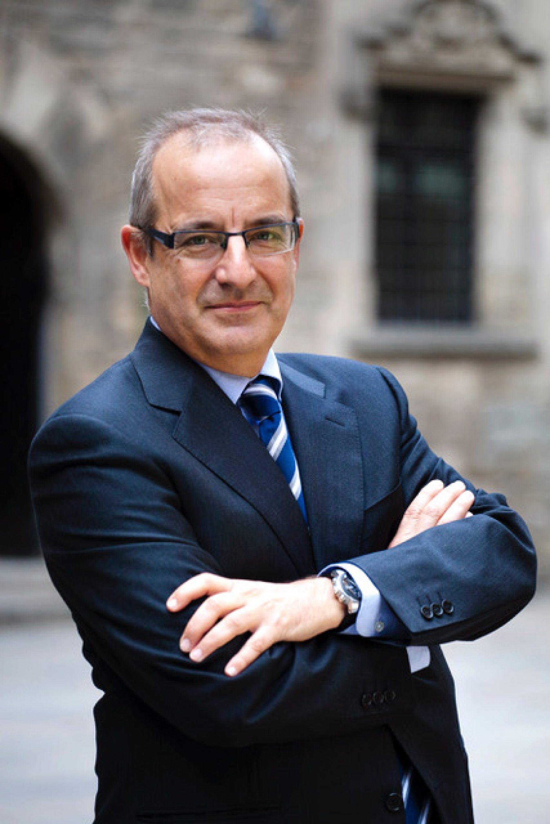 """[Entrevista] Joan Cavallé, director de Caixa d'Enginyers """"el context financer disruptiu afavorirà l'aparició de noves iniciatives de contingut social"""""""