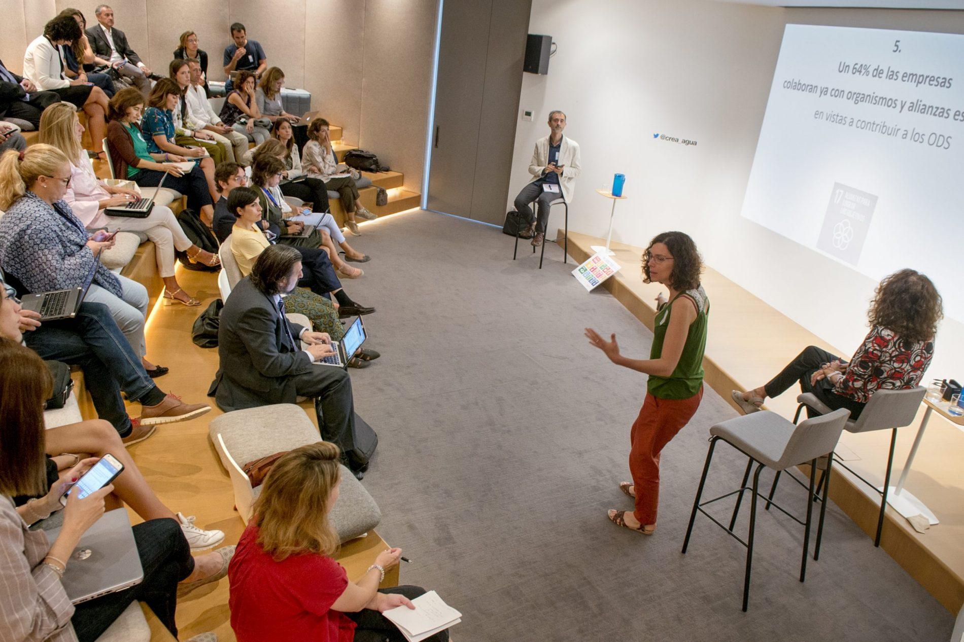 Respon.cat i DIRSE promouen la integració els ODS en la gestió empresarial en el tercer aniversari de l'Agenda de Desenvolupament Sostenible