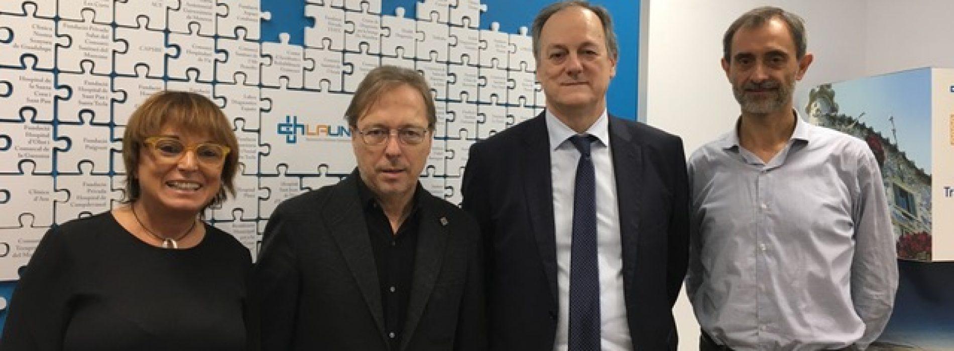 Respon.cat signa un conveni de col·laboració amb La Unió Catalana d'Hospitals