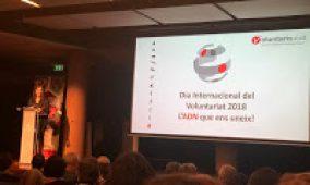 S'han lliurat els Premis de Responsabilitat Social de la Federació Catalana de Voluntariat Social