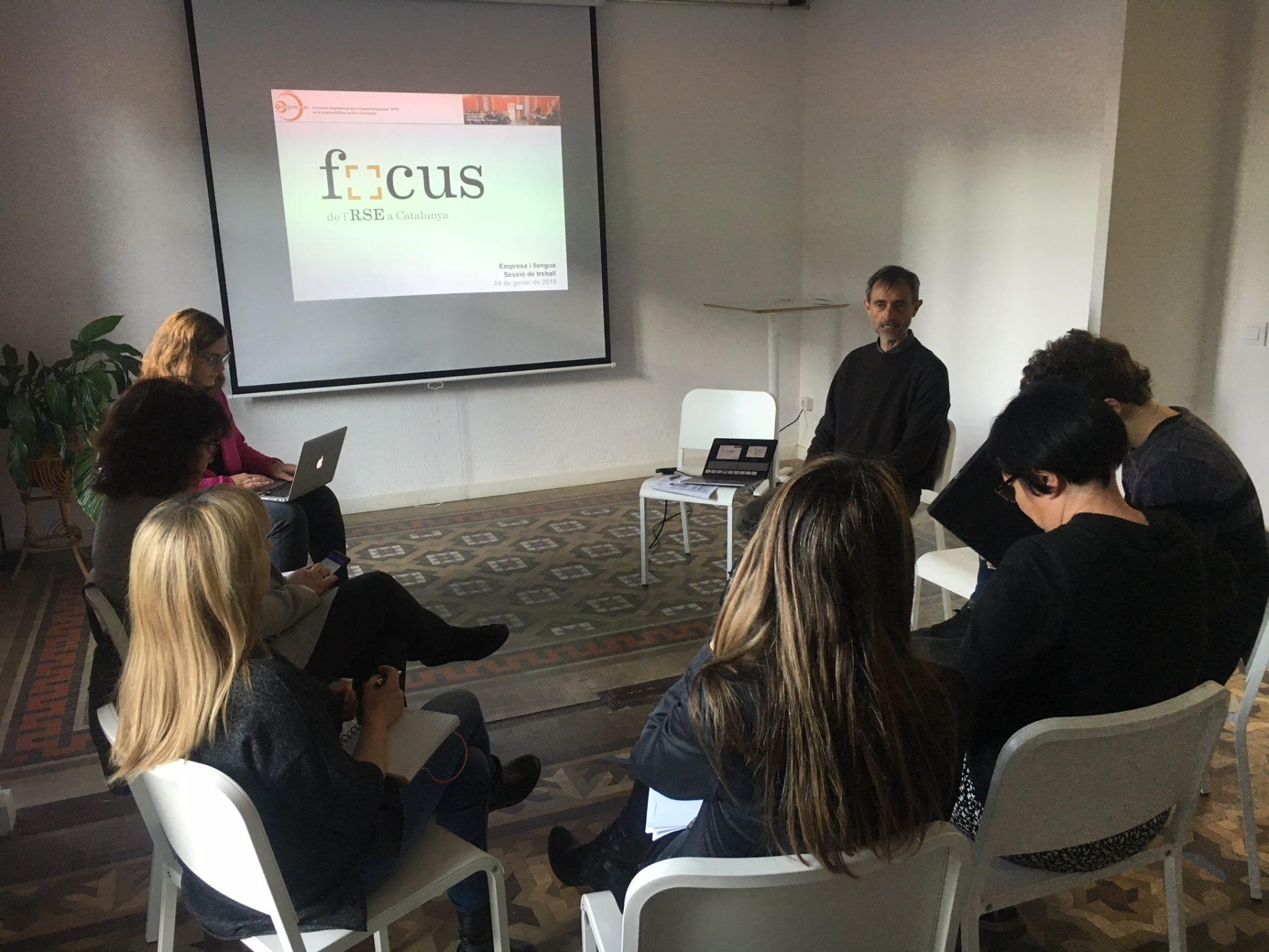 Respon.cat convoca una sessió de treball per aprofundir en la diversitat cultural i la responsabilitat lingüística de les empreses compromeses