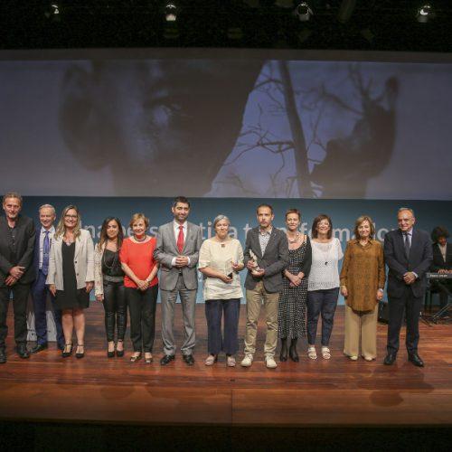 Suara Cooperativa, una de les guanyadores de l'edició 2019 dels Premis Factor Humà