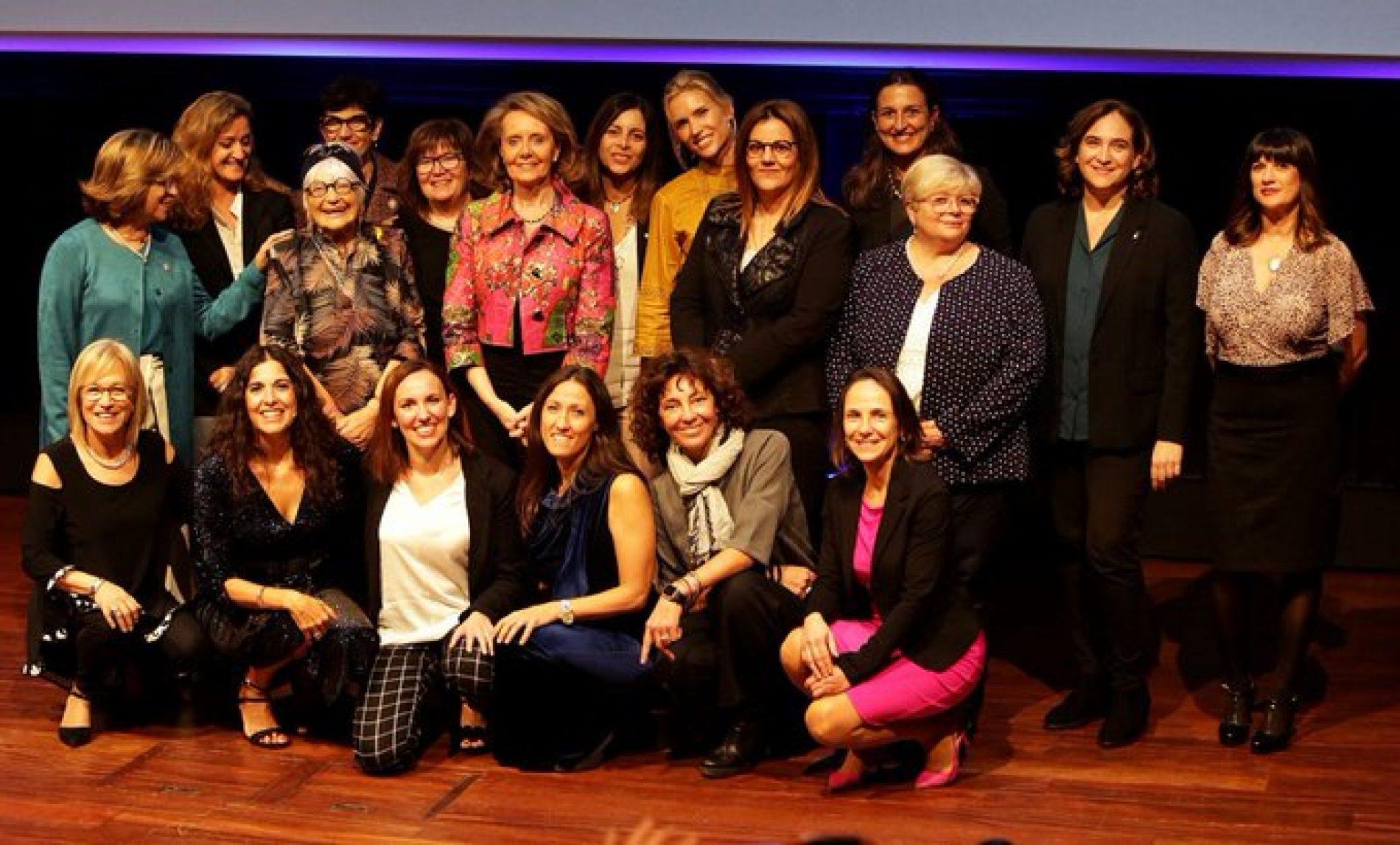 Anna Fornt rep el Premi Fidem 2019 a la Corresponsabilitat