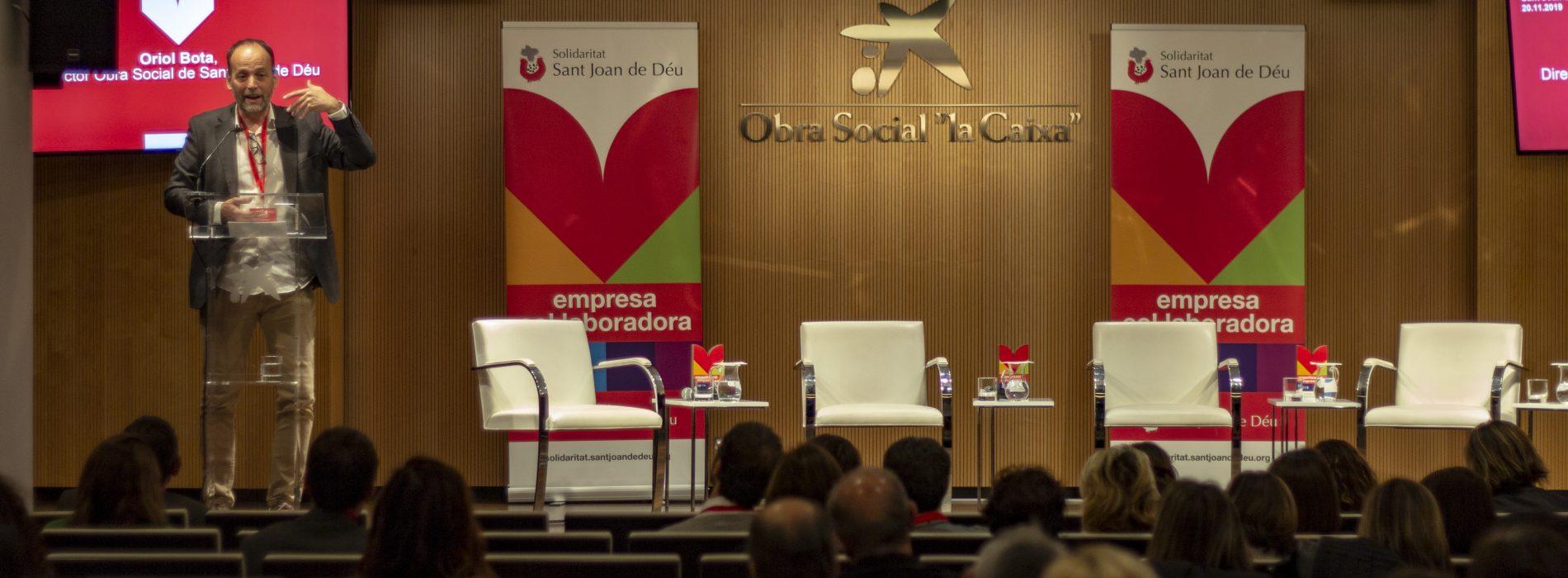 Sant Joan de Déu i les empreses, juntes cap un lideratge social i compromès