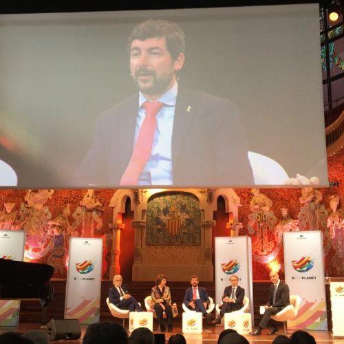 Respon.cat assisteix a la presentació del #bforplanet20, el principal esdeveniment global per la sostenibilitat