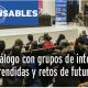 """Corresponsables celebra la 15a edició de l'anuari a la jornada """"Aliances i diàleg amb els grups d'interès"""""""