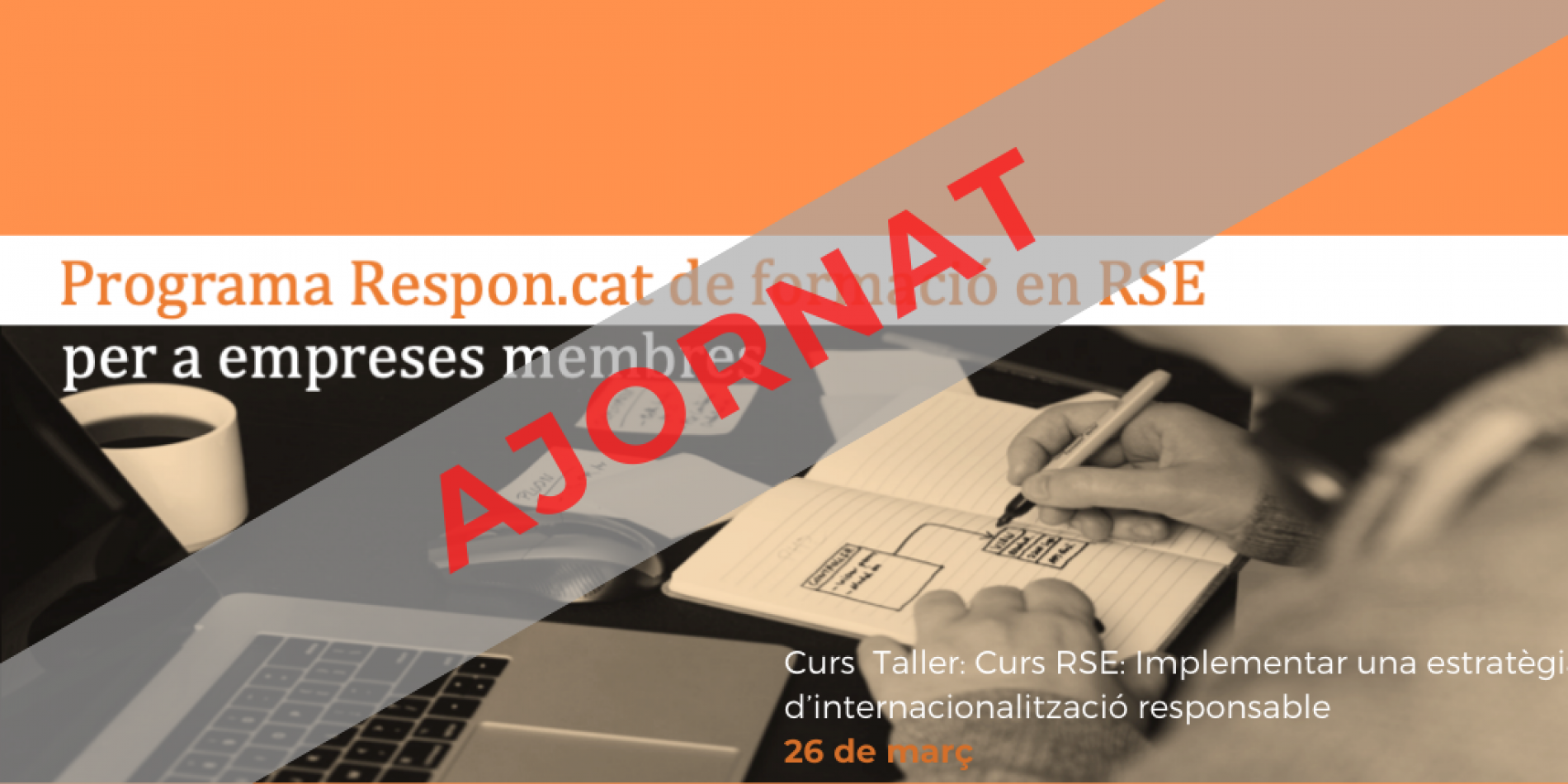 [AJORNAT] Curs RSE: Implementar una estratègia d'internacionalització responsable