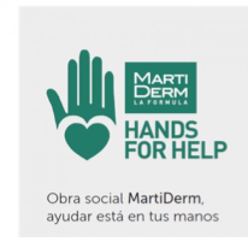MartiDerm facilita productes d'utilitat amb donació gratuïta i posa a disposició informació i assessorament sobre hàbits saludables
