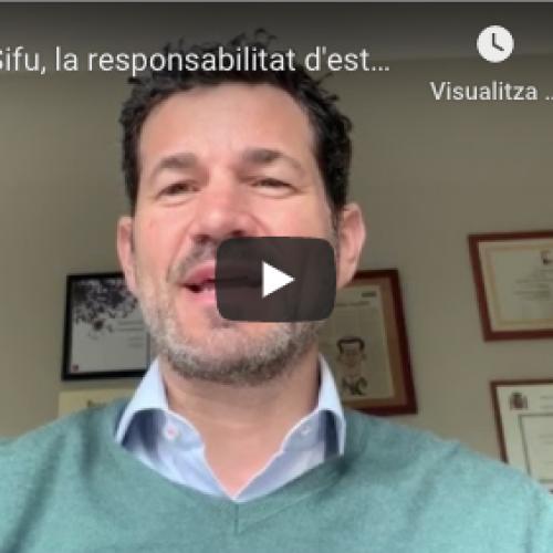 [Vídeo] Grupo Sifu, la responsabilitat d'estar a primera línia per superar la situació de crisi