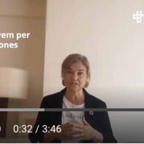 [Vídeo] La Unió Catalana d'Hospitals ens movem per les persones