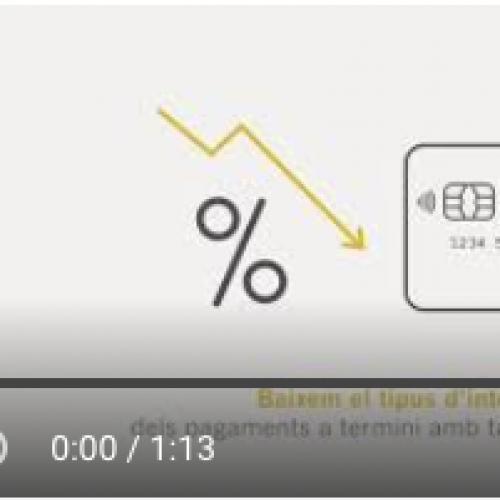 [Vídeo] Caixa d'Enginyers aplica mesures per atenuar l'impacte econòmic de la crisi del coronavirus