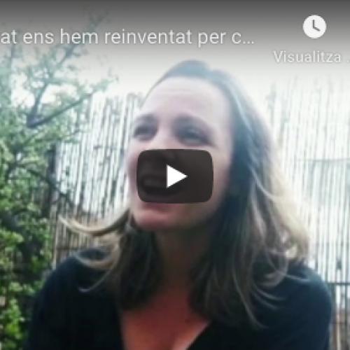 [Vídeo] A SaóPrat ens hem reinventat per continuar donant servei a infants, joves i famílies malgrat el confinament