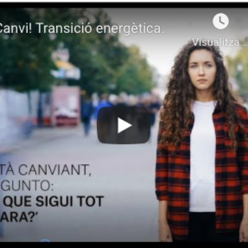 """""""Ara és el moment, fes el canvi!"""", la nova campanya de Barcelona Energia"""