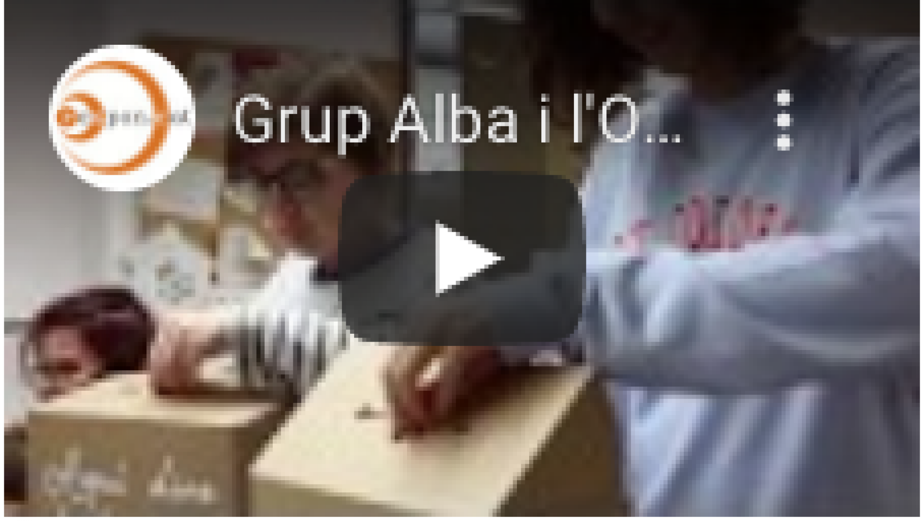 Grup Alba i l'Olivera, lots gastronòmics