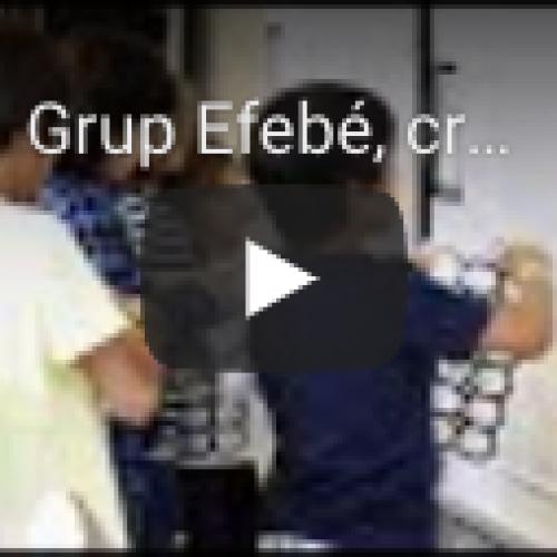 Grup Efebé, creem espais col·laboratius per a escoles i oficines