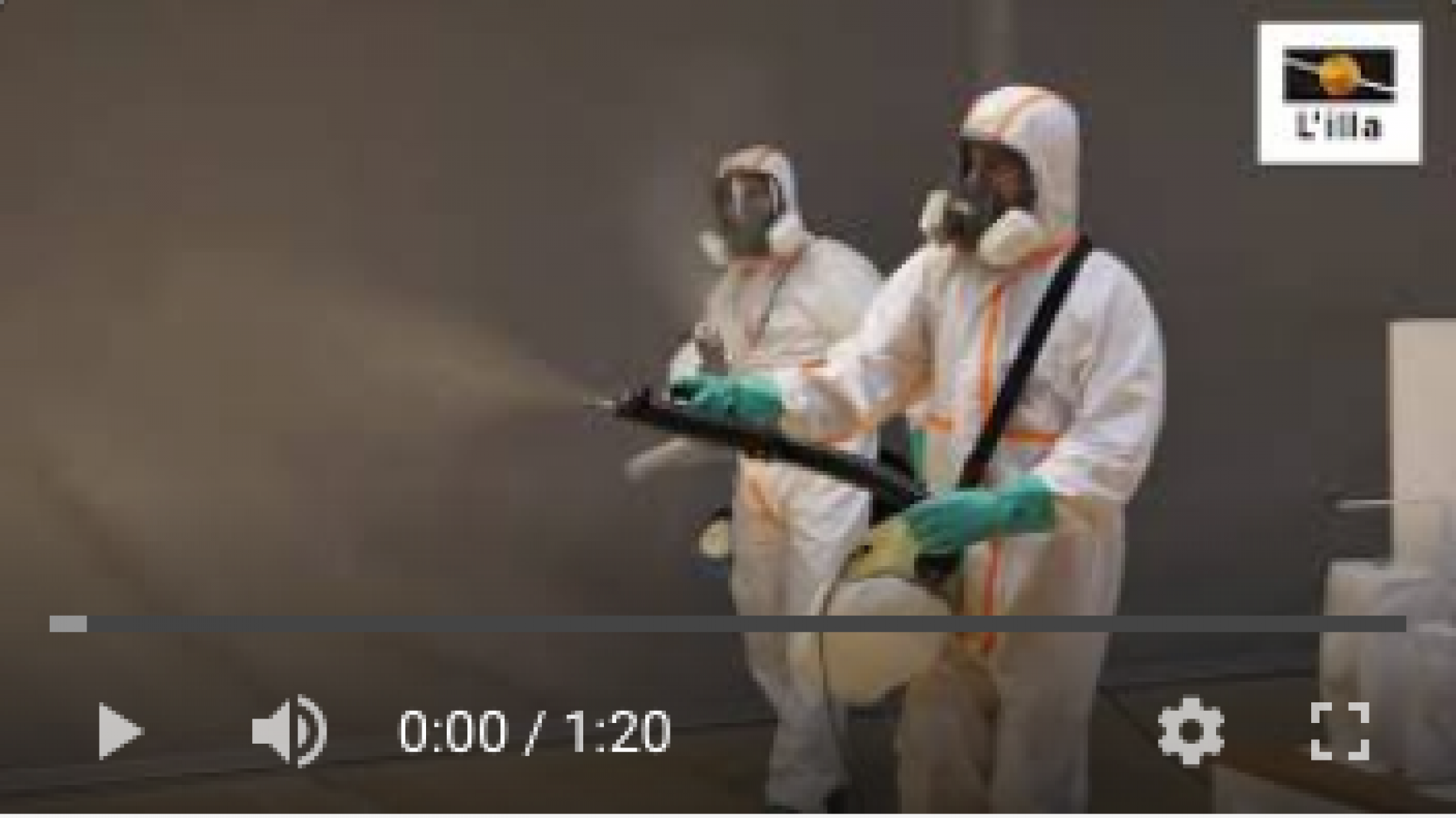 Mullor Facility Services, neteja i desinfecció