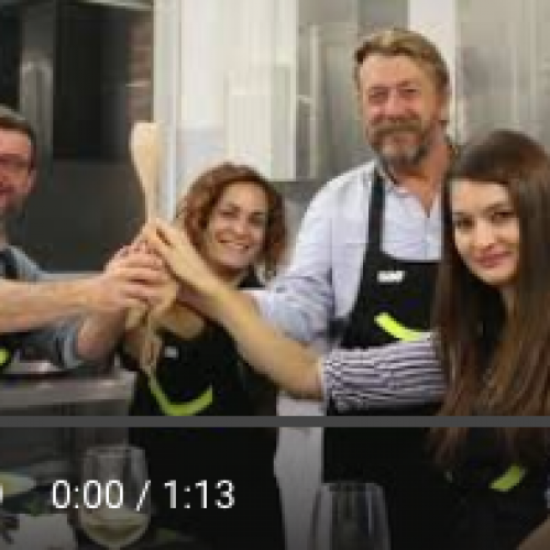 SaóPrat, team building Cook